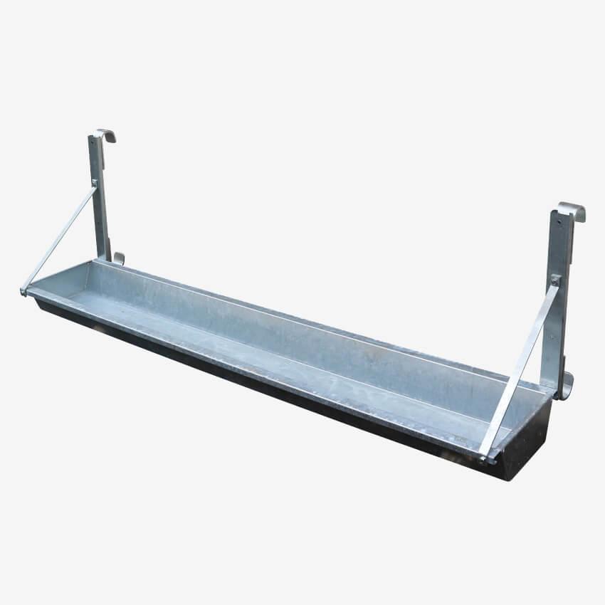support-barriere-auges-ovins-caprins-galva